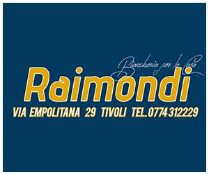 Banner - Biancheria Raimondi - Tivoli