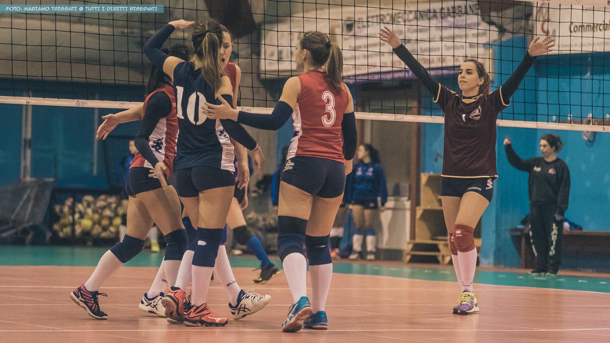 1DIVF - Andrea Doria Tivoli - Volley Labico