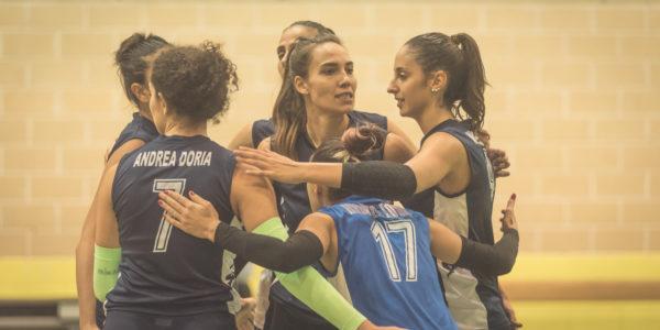 B2F - Pallavolo Alfieri Cagliari - Andrea Doria Tivoli
