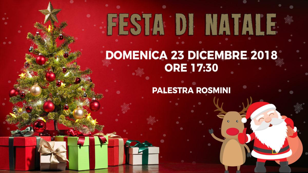 Festa di Natale @ Palestra Rosmini | Tivoli | Lazio | Italia