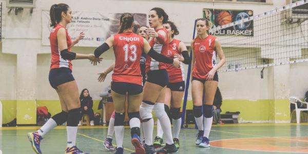 B2F - San Paolo Volley Cagliari - Andrea Doria Tivoli