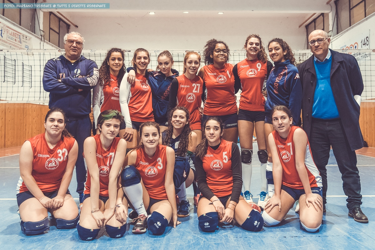 Under 16 Femminile - Stagione 2018-2019