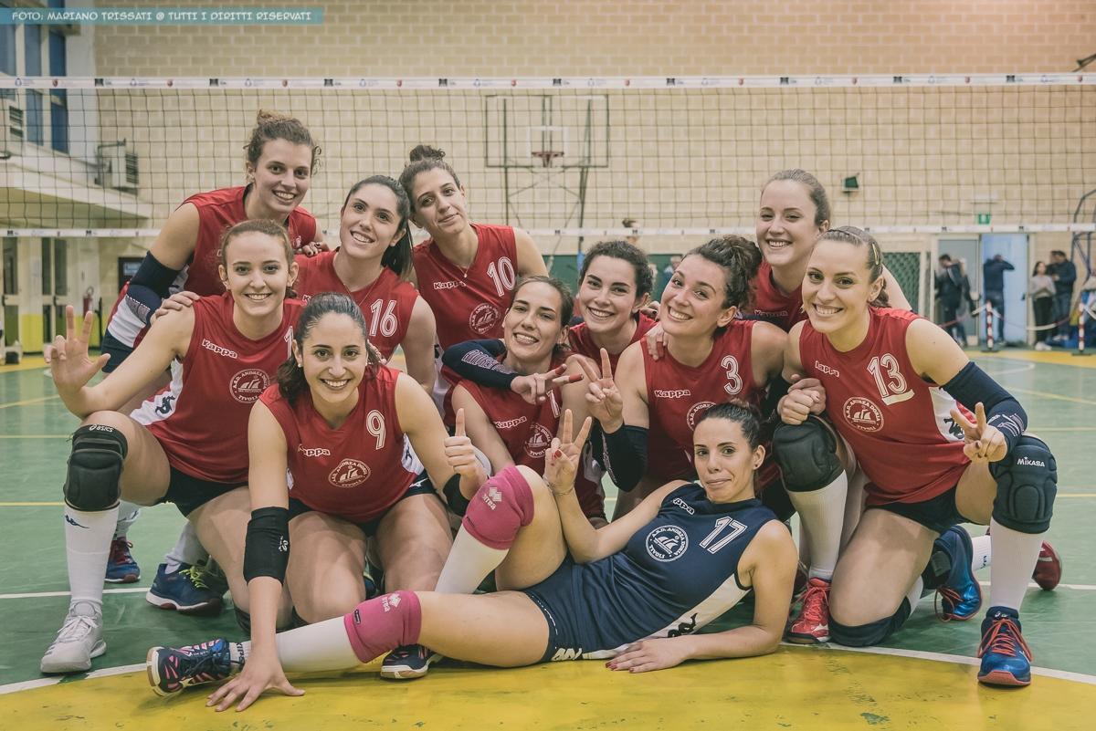 B2F - Andrea Doria Tivoli - Volley Ladispoli