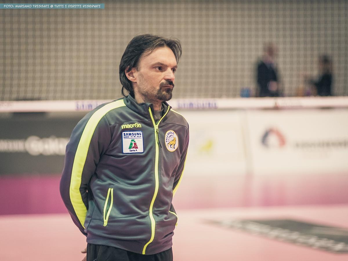 Ivan Guzzo - Allenatore Serie B2 Femminile - Andrea Doria Tivoli - 2019-2020