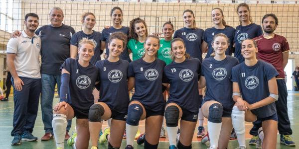 B2F - Andrea Doria Tivoli - Ostia Volley Club