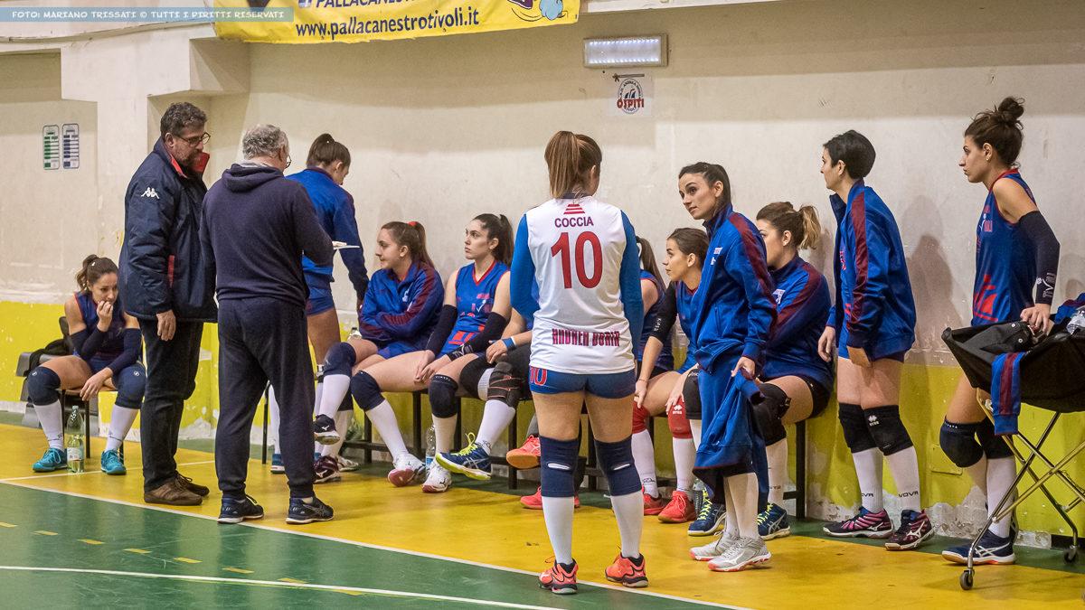 DF - Andrea Doria Tivoli - Giro Volley Roma