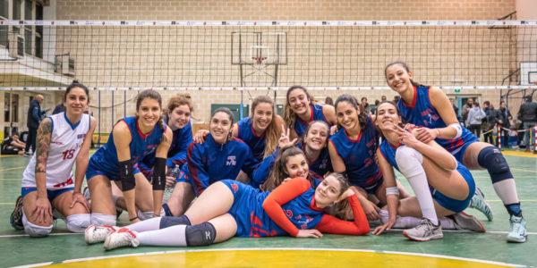 B2F - Andrea Doria Tivoli - Gio Volley Aprilia