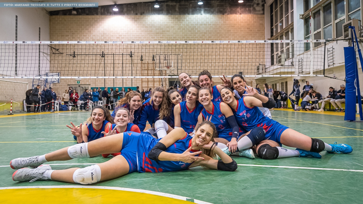 B2F - Andrea Doria Tivoli - Volley Friends Roma