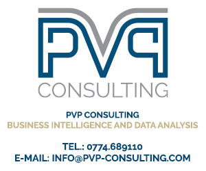 PVP Consulting: Business Intelligence and Data Analysis