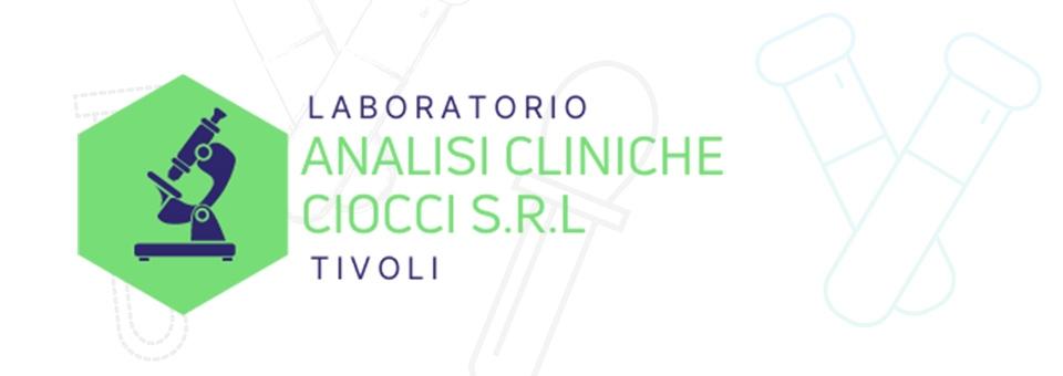 Convenzione Laboratorio Analisi Ciocci - Tivoli