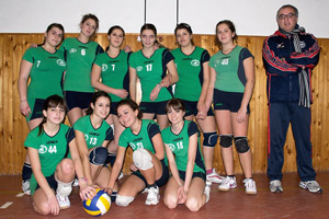 Andrea Doria - Formazione Under 16 Femminile 2009-2010